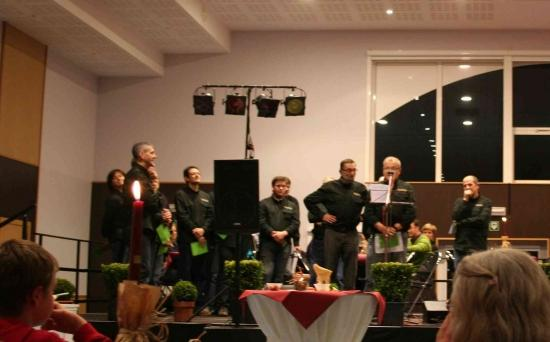 INAUGURATION SALLE 24/10/2009
